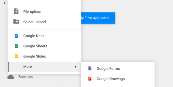 G Suite Spreadsheet In The Custom App Maker For G Suite  Zoho Creator