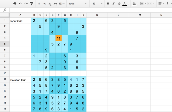 Game Design Spreadsheet With Regard To 50 Google Sheets Addons To Supercharge Your Spreadsheets  The