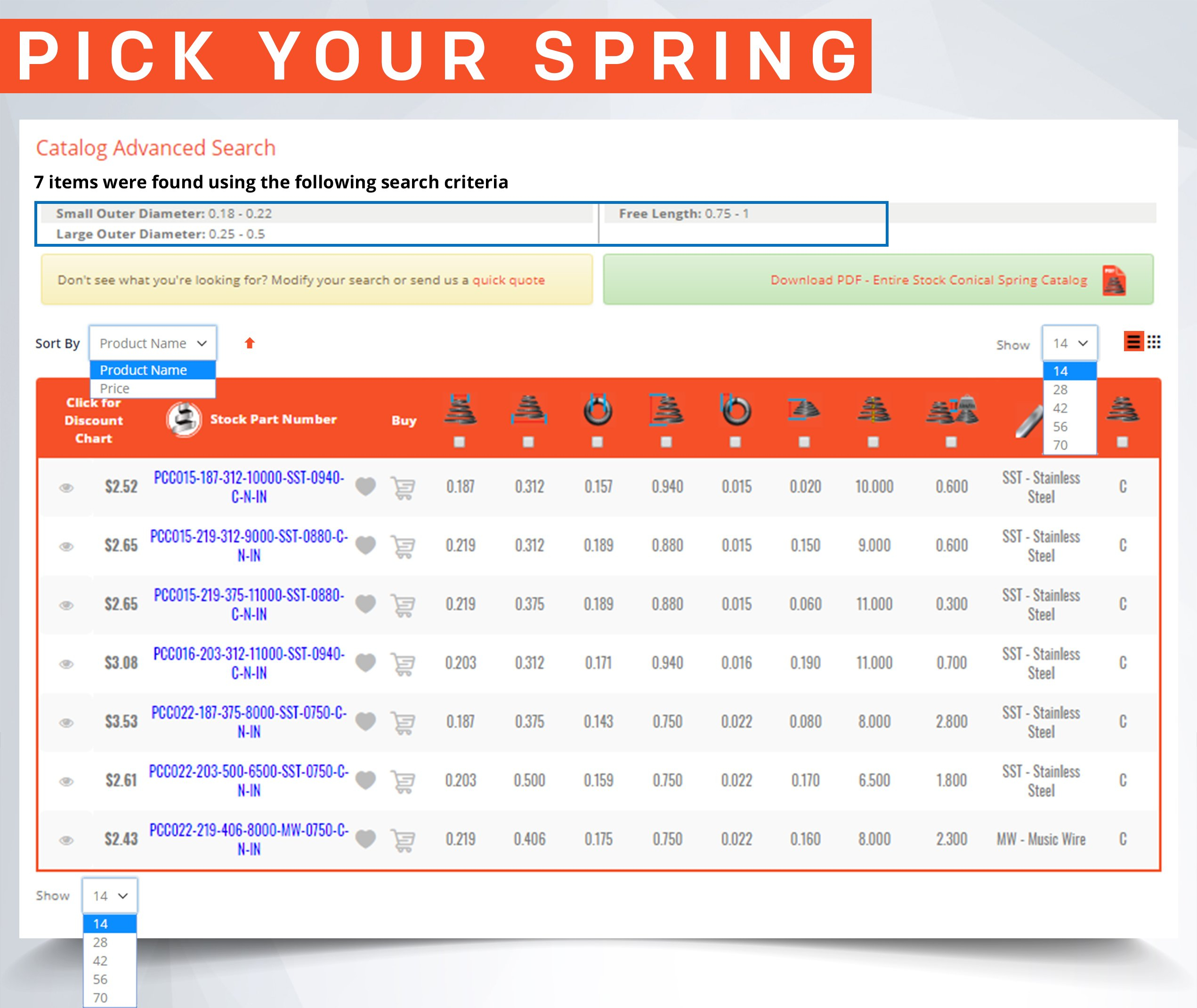 Gas Strut Calculation Spreadsheet In Spring Rate Calculator  The Spring Store
