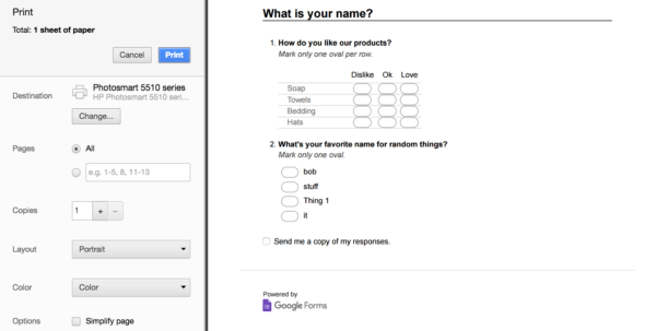 Generate Google Form From Spreadsheet With Google Forms Guide: Everything You Need To Make Great Forms For Free