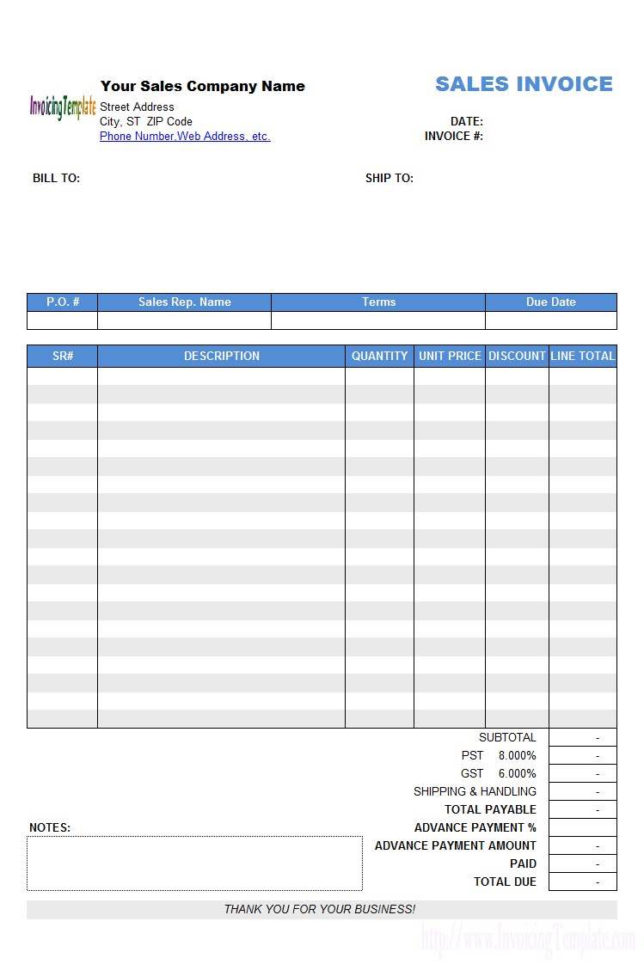 Generate Invoice From Excel Spreadsheet Regarding Create Invoice From Excel Database And Create An Invoice In Excel