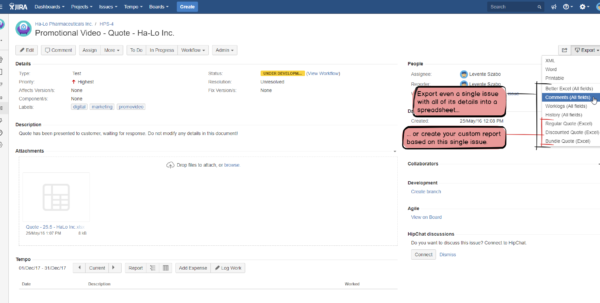 Generate Report From Excel Spreadsheet Intended For Better Excel Exporter For Jira Xlsx  Atlassian Marketplace