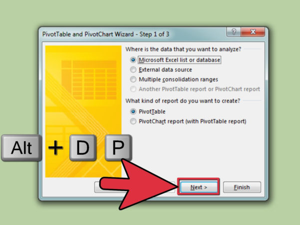 Generate Report From Excel Spreadsheet With 4 Easy Ways To Consolidate In Excel  Wikihow