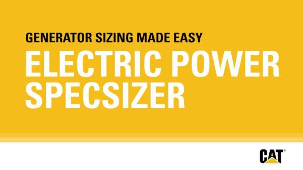 Generator Sizing Spreadsheet Within Cat  Commercial  Industrial Generator Sizing Calculator  Caterpillar