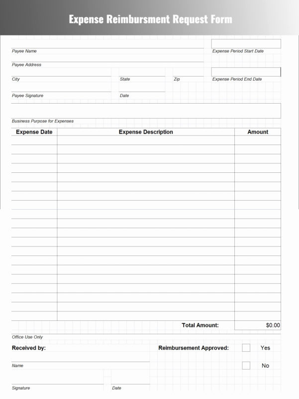Generic Spreadsheet Intended For Itemized Expense Report Template Then Generic Expense Report