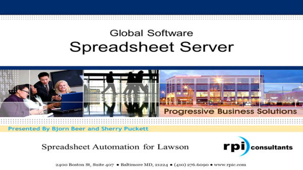 Global Spreadsheet Server Intended For Spreadsheet Serverglobal Software On Vimeo
