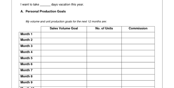 Goal Setting Spreadsheet Template Download Inside Goal Sheet Template Setting Templates For Elementary Students