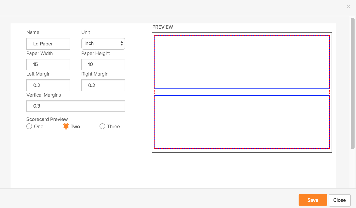 Golf Handicap Spreadsheet Free Within Golfgenius  Printing Scorecards Format Tab