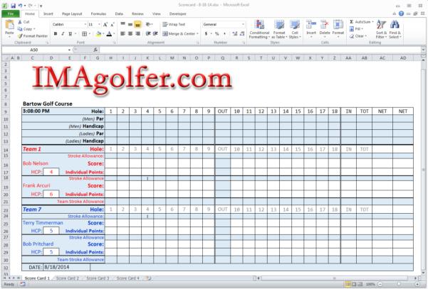 Golf League Stats Spreadsheet Throughout Golf League Excel Spreadsheet Fresh 13 Tournament – The Newninthprecinct