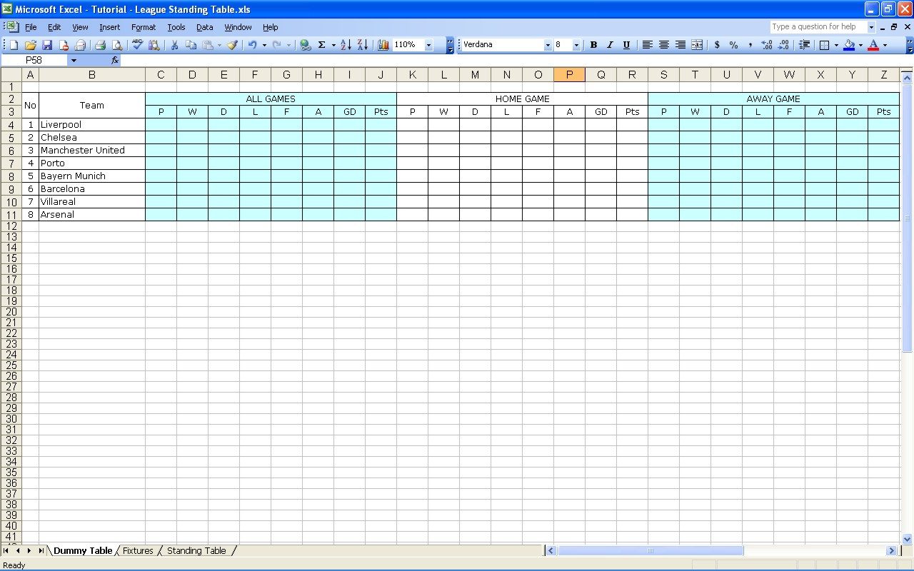 Golf League Stats Spreadsheet Within Golf Stats Spreadsheet  Laobing Kaisuo