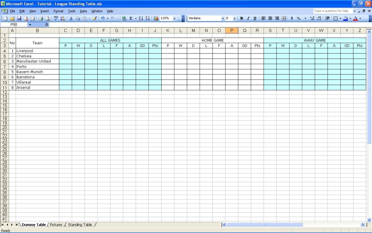 Golf League Stats Spreadsheet Within Golf Stats Spreadsheet  Laobing Kaisuo