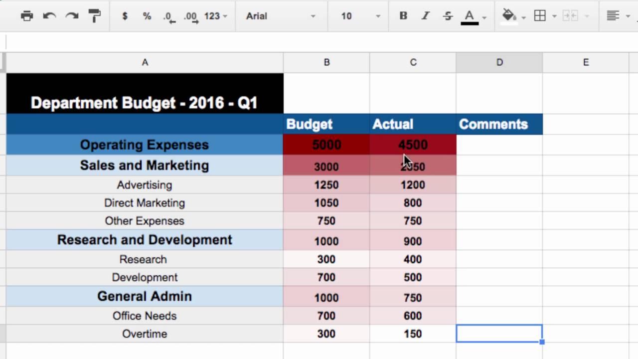 Google Budget Spreadsheet Throughout Google Budget Spreadsheet With Excel Spreadsheet Spreadsheet