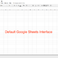 Google Docs Spreadsheet App throughout Google Sheets 101: The Beginner's Guide To Online Spreadsheets  The