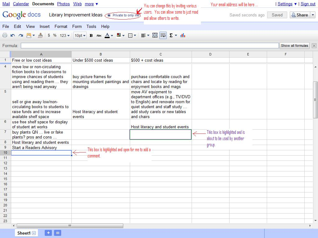 Google Docs Spreadsheet Templates Pertaining To Icthinking Google Docs Spreadsheet Li ~ Epaperzone