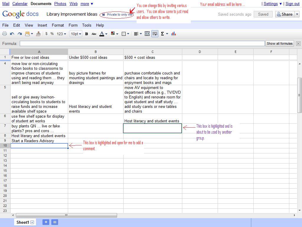 Google Docs Spreadsheet Templates Pertaining To Icthinking Google Docs Spreadsheet Li ~ Epaperzone