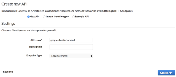Google Spreadsheet Api Throughout Google Sheets   Aws Lambda = Json Backend 😎 – Perfektio – Medium