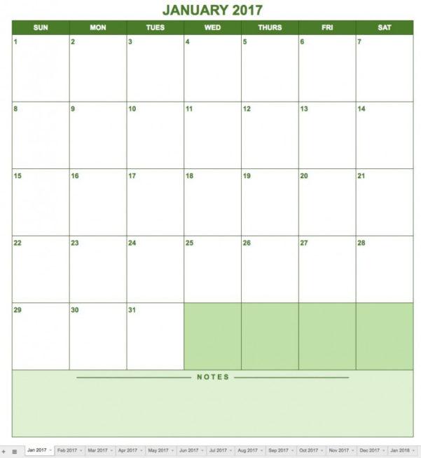 Google Spreadsheet Calendar Template 2018 In 001 Google Sheet Calendar Template Ic Sheets Monthly
