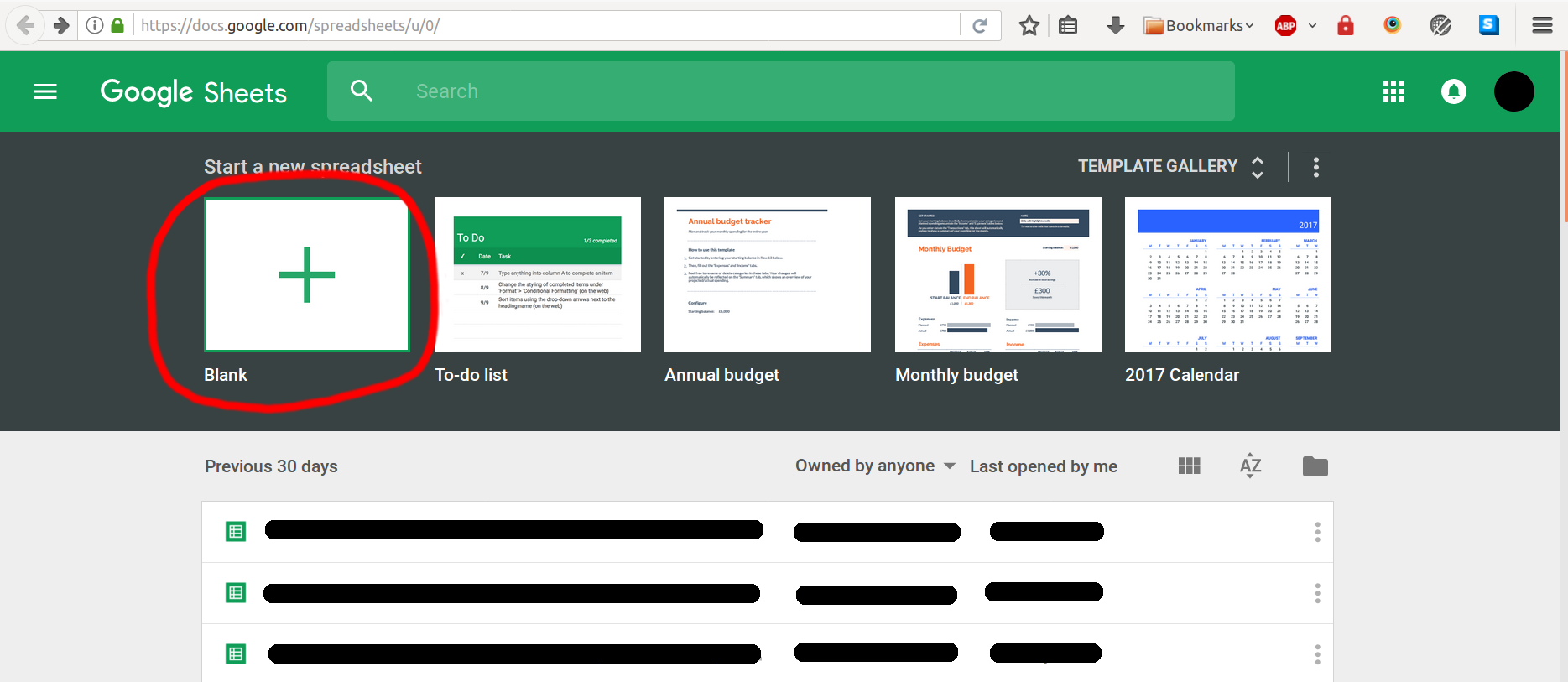 Google Spreadsheet Database Within Spreadsheet Tutorial  Server.js
