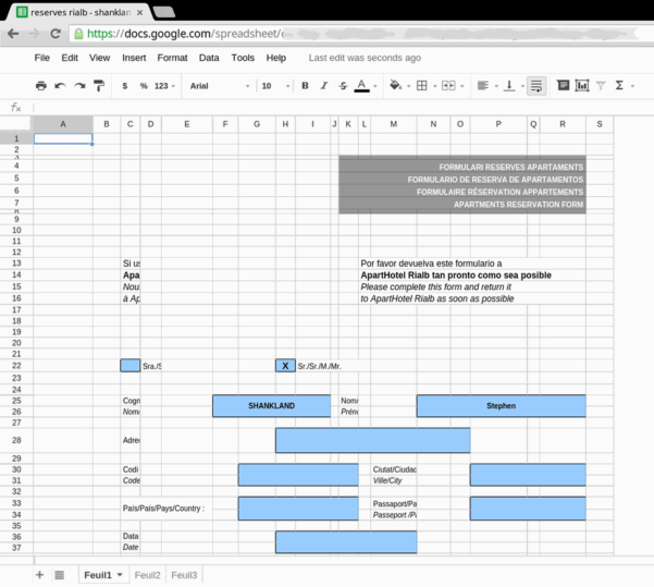 Google Spreadsheet Excel With Regard To My Google Spreadsheet Fail  Cnet