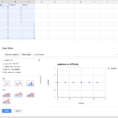 Google Spreadsheet Graph Intended For Google Sheets  Scatter Chart With Multiple Data Series  Web