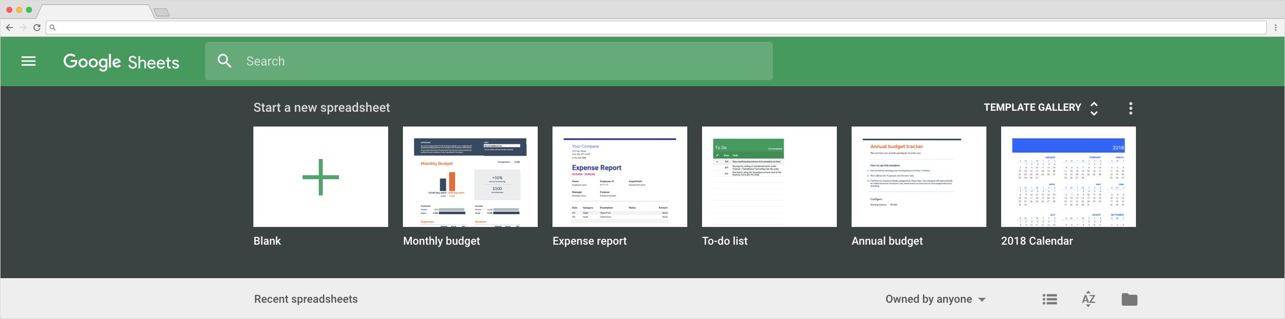 Google Spreadsheet Inventory Template Inside Top 5 Free Google Sheets Inventory Templates · Blog Sheetgo