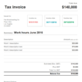 Google Spreadsheet Invoice In Custom Design Google Doc Invoice Theme  Xfive