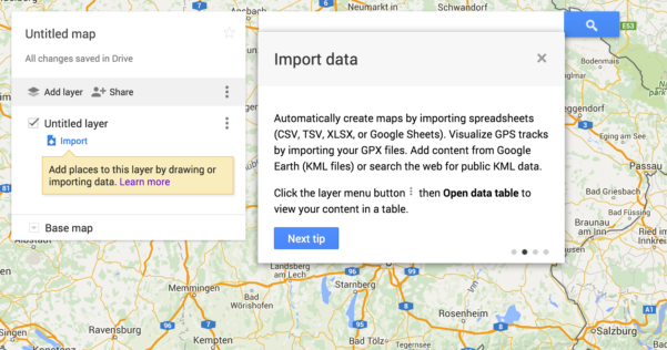 """Google Spreadsheet Mapper With Regard To How To Update Google """"my Maps"""" When Spreadsheet Data Changes?  Web"""