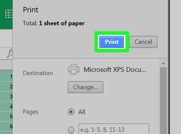 Google Spreadsheet Share Only One Column Regarding How To Set Print Area On Google Sheets On Pc Or Mac: 7 Steps
