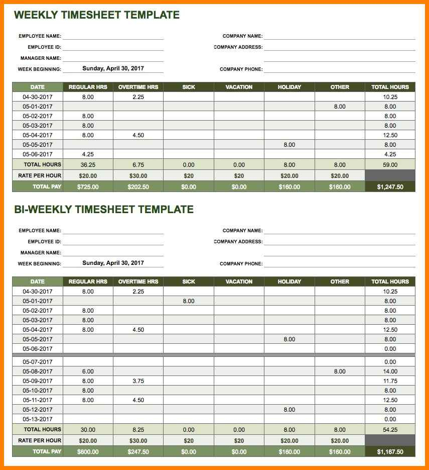 Google Spreadsheet Templates Timesheet With 8  Google Docs Timesheet Template  Pear Tree Digital