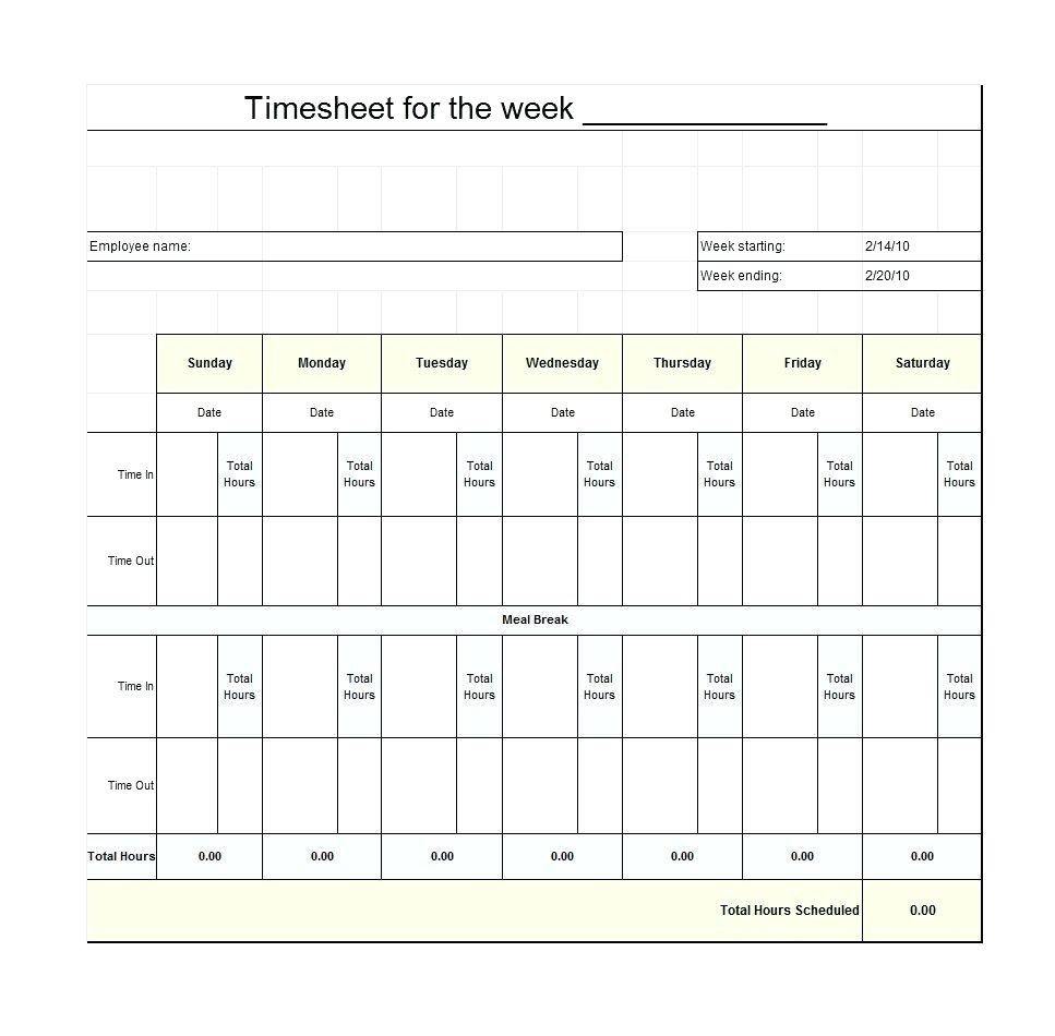 Google Spreadsheet Templates Timesheet With Employee Timesheet Spreadsheet Sample Template Excel Google Sheets