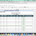 Google Spreadsheet Templates Timesheet With Regard To Timesheet Template Weekly Free Excel Timesheets Clicktime