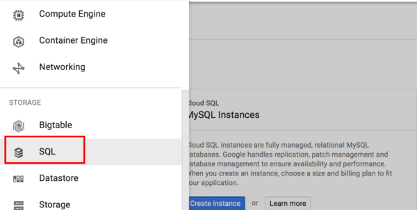 Google Spreadsheet To Mysql Database For Migrate Your Application Database To Google Cloud Sql