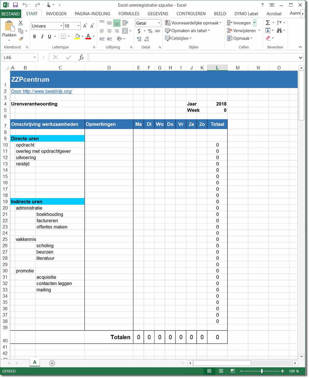 Google Spreadsheet Urenregistratie Inside Voorbeeld Urenregistratie Excel? Tips, Voorbeelden  Download