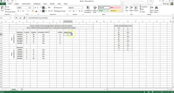 Gp Calculator Spreadsheet Within Example Of Gpa Calculator Spreadsheet Maxresdefault Excel Selo L Ink
