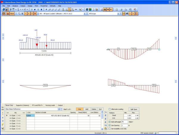 Grade Beam Design Spreadsheet Inside Freeware Download: Spreadsheet For Steel Beam Design