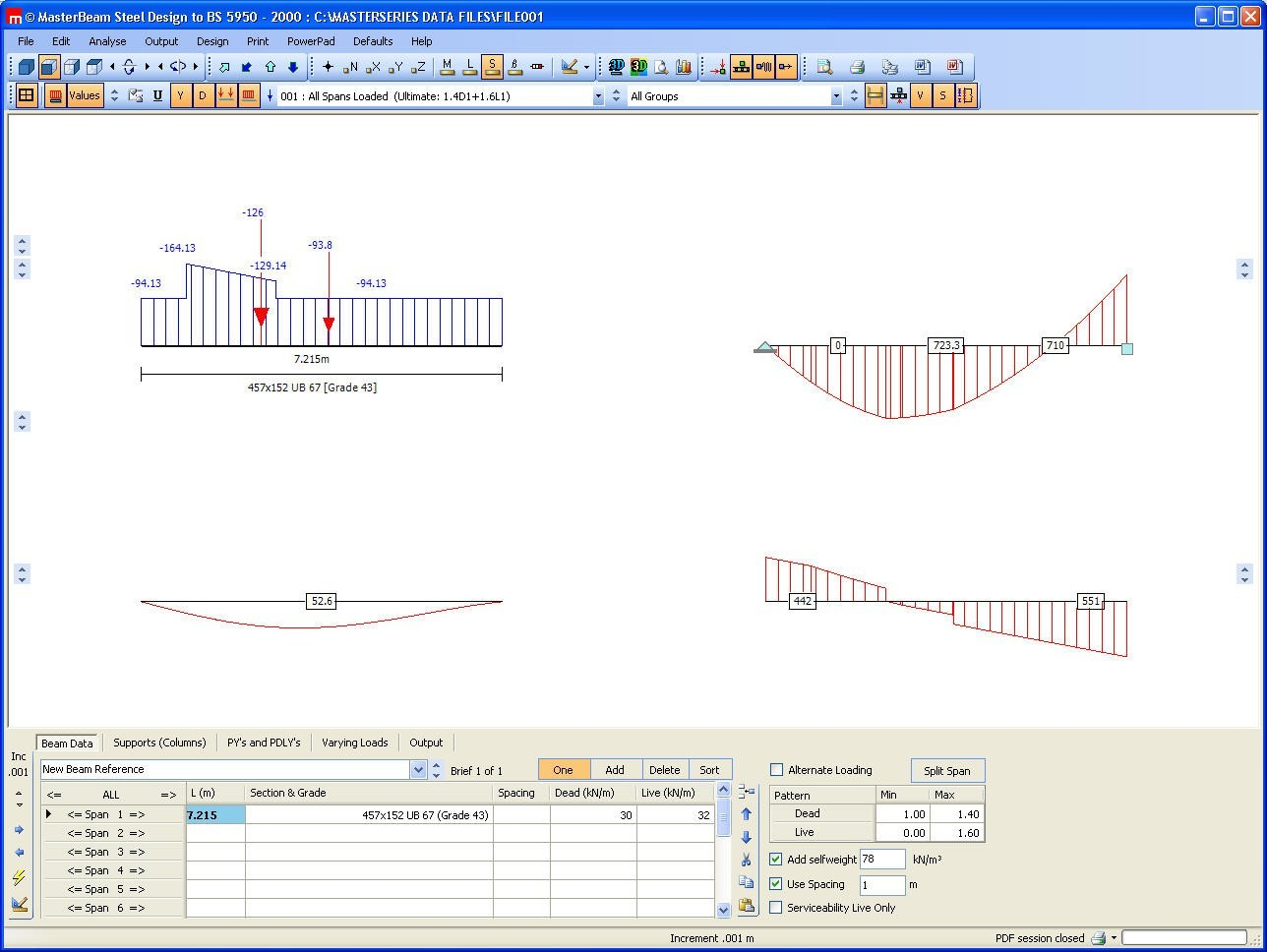 Grade Beam Design Spreadsheet Inside Freeware Download: Spreadsheet For Steel Beam Design