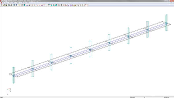Grade Beam Design Spreadsheet Throughout Reinforced Concrete Beam  Slab Analysis  Design Software