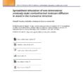 Grain Moisture Spreadsheet In Pdf An Irreversible Thermodynamics Model For Unsteady State Non
