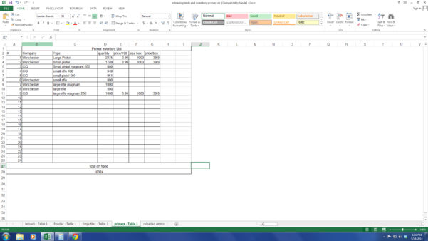 Grain Sales Spreadsheet Pertaining To Grain Inventory Spreadsheet 2018 How To Create An Excel Spreadsheet