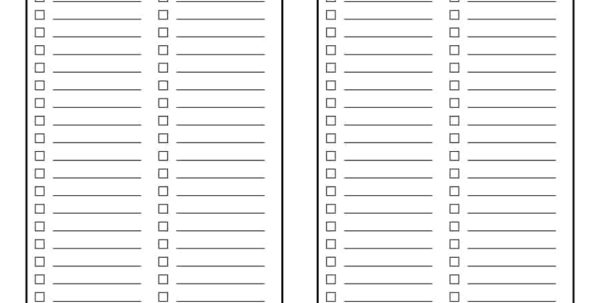 Grocery List Spreadsheet Pertaining To 40  Printable Grocery List Templates Shopping List  Template Lab