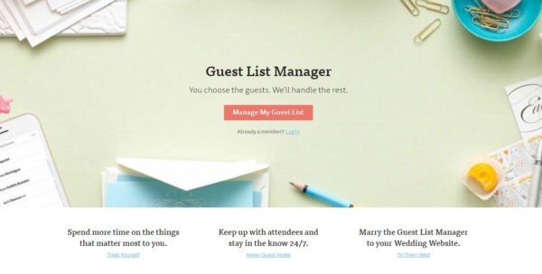 Guest List Spreadsheet Inside 7 Free Wedding Guest List Templates And Managers
