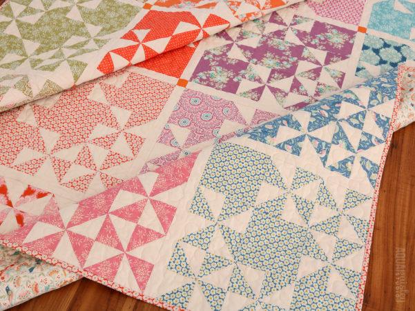 Gypsy Wife Quilt Spreadsheet Throughout Tilda Harvest Blog Hop  Harvest Market Quilt  Aqua Paisley Studio
