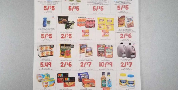 Harris Teeter Spreadsheet Intended For Scan To Spreadsheet And Harris Teeter Deals Weekly List And Coupon
