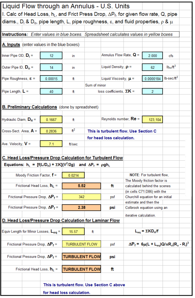 Heat Load Calculation Spreadsheet In Heat Load Calculationxcel Sheet Luxuryxample Hvac Oflegant