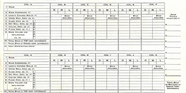 Heat Load Calculation Spreadsheet Throughout Load Calculation Spreadsheet For Hvac Load Calculation Spreadsheet