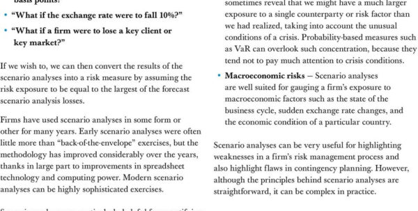 Hedging Currency Risks At Aifs Spreadsheet Regarding Cgma Tool Financial Risk Management: Market Risk Tools And