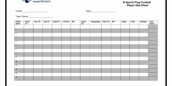 Hockey Stats Spreadsheet Template Pertaining To Hockey Player Stats Excel Template  Glendale Community Document