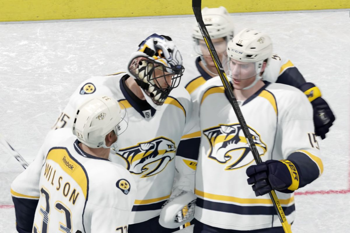 Hockey Team Budget Spreadsheet For Nhl 18 Review: The Good, The Bad, And The Laughable  On The Forecheck