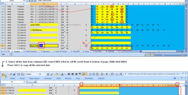 Hockey Team Budget Spreadsheet In Madden Player Ratingssheet Best Of Nhlpa Hockey Team Rom Nhl Forums