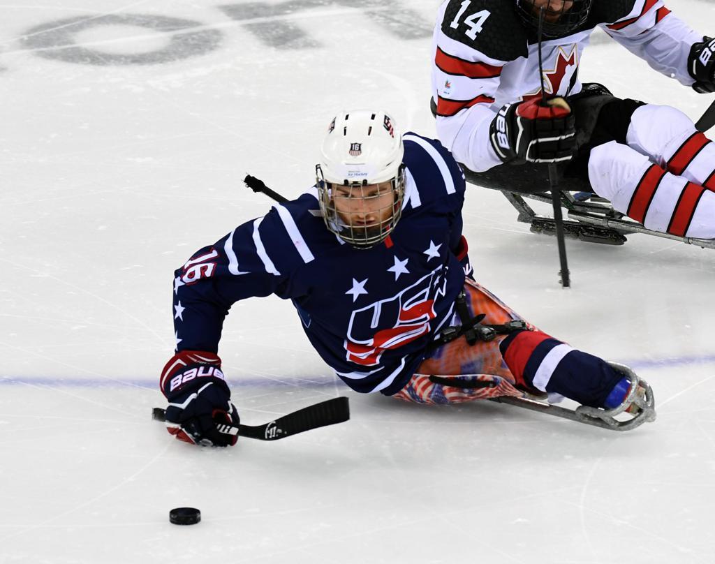 Hockey Team Treasurer Spreadsheet Inside U.s. Sled Team Members Balance School With Hockey